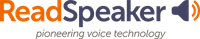 Logo der Firma ReadSpeaker